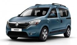 «Доккер» — новая недорогая модель Renault для России